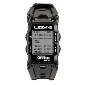 Lezyne GPS Watch schwarz